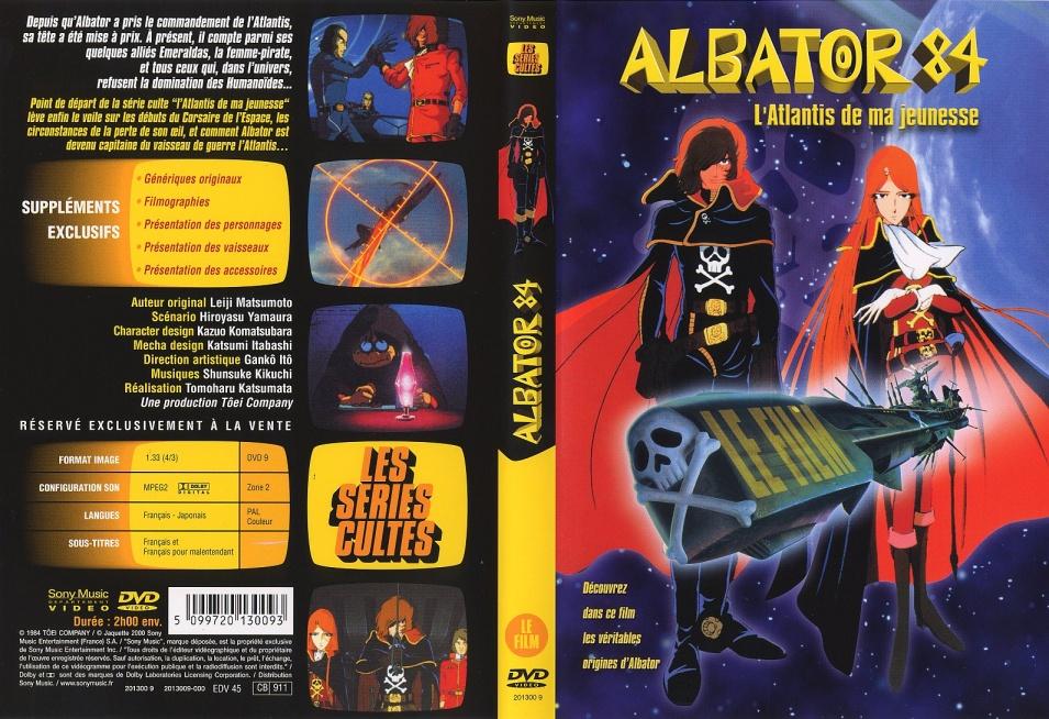 albator 84 le film